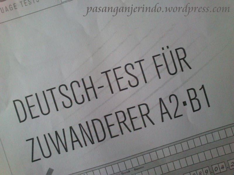 Briefe Schreiben Dtz : Test dtz dunia kayka