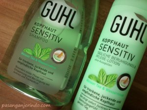 Guhl Kopfhaut Sensitiv: Shampoo und Beruhigungs & Pflege-Lotion