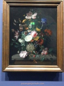 1677 -  Blumenstillleben (Still Life with Bouquet of Flowers)