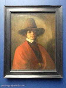 1650 - ASelbstbildnis. (Self Portrait)