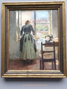 1890/1891 - Am Fenster (At the Window)