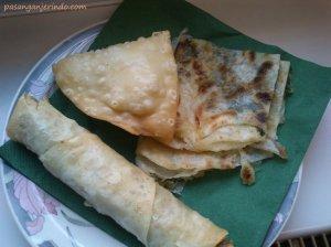 burek, samosa dan makanan khas dari maroko