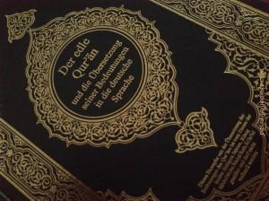 kitab suci al-quran dengan terjemahan bahasa jerman