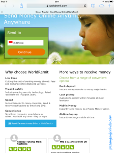 alternatif penerimaan uang di indonesia