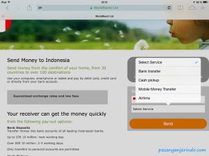 pilih cara penerimaan di indonesia