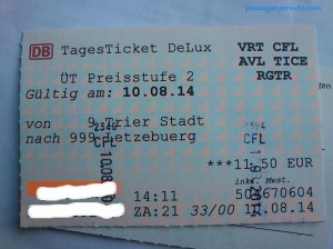 TagesTicket DeLux
